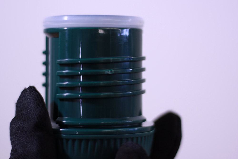 STANLEY(スタンレー) クラシック真空ボトル 0.47 グリーン 01228-032 栓部分