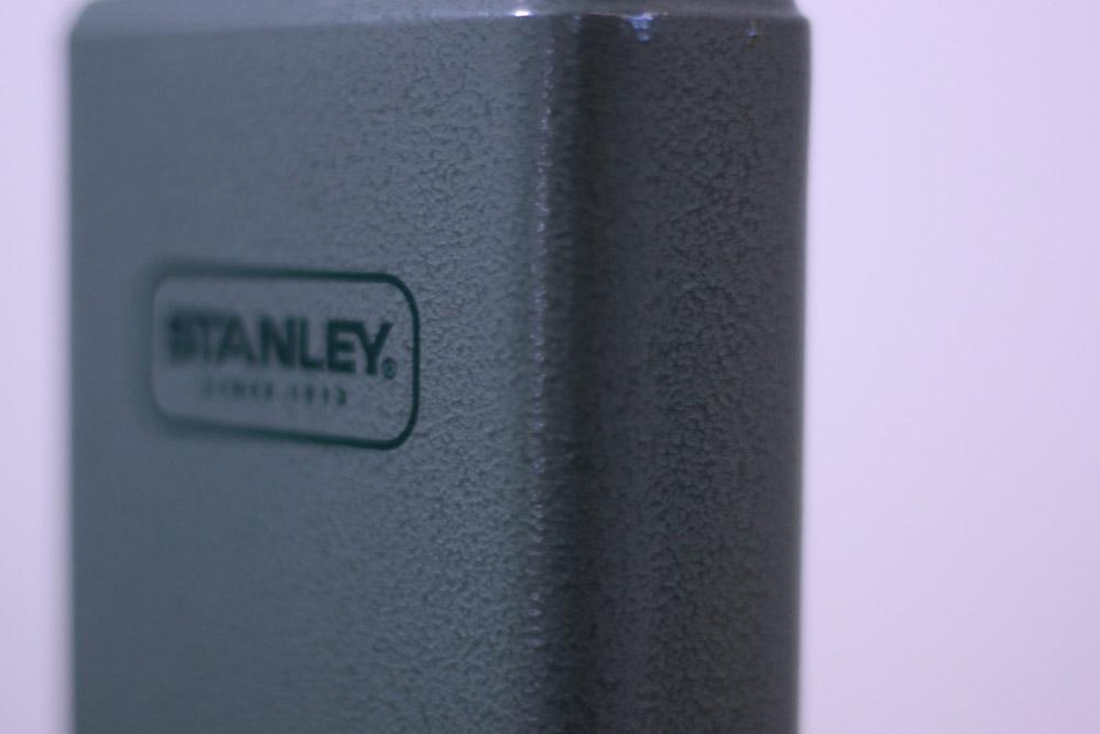 STANLEY(スタンレー) SS フラスコ 0.23L グリーン 01564-023