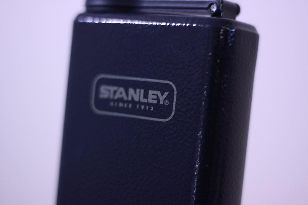 STANLEY(スタンレー) SS フラスコ 0.23L ネイビー 01564-024 信頼と実績のあるブランド
