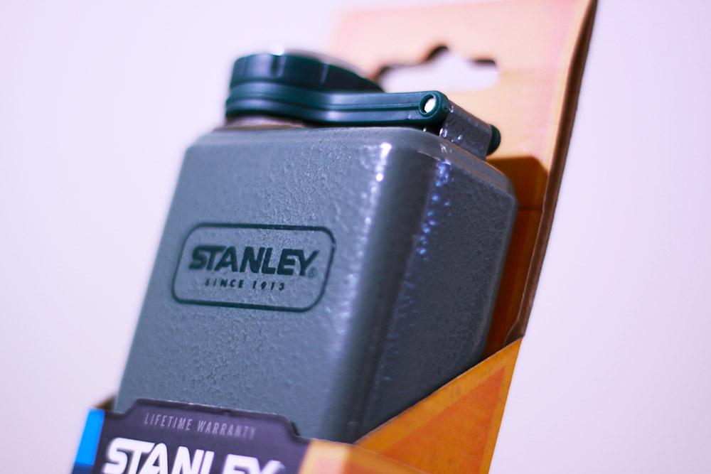STANLEY(スタンレー) SS フラスコ 0.14L グリーン 01695-007