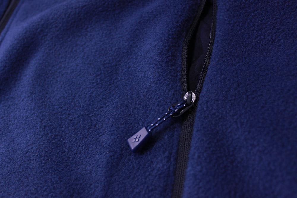 mont-bell(モンベル) クリマプラス100ジャケット サイドポケット