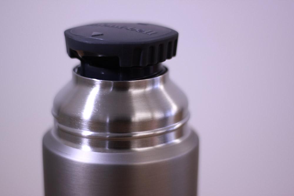 mont-bell(モンベル) アルパインサーモボトル 0.9L 1124618 注ぎ口