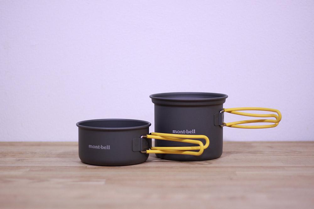 mont-bell(モンベル) アルパインクッカーディープ11 1124693 フタは皿やカップとして使用可能