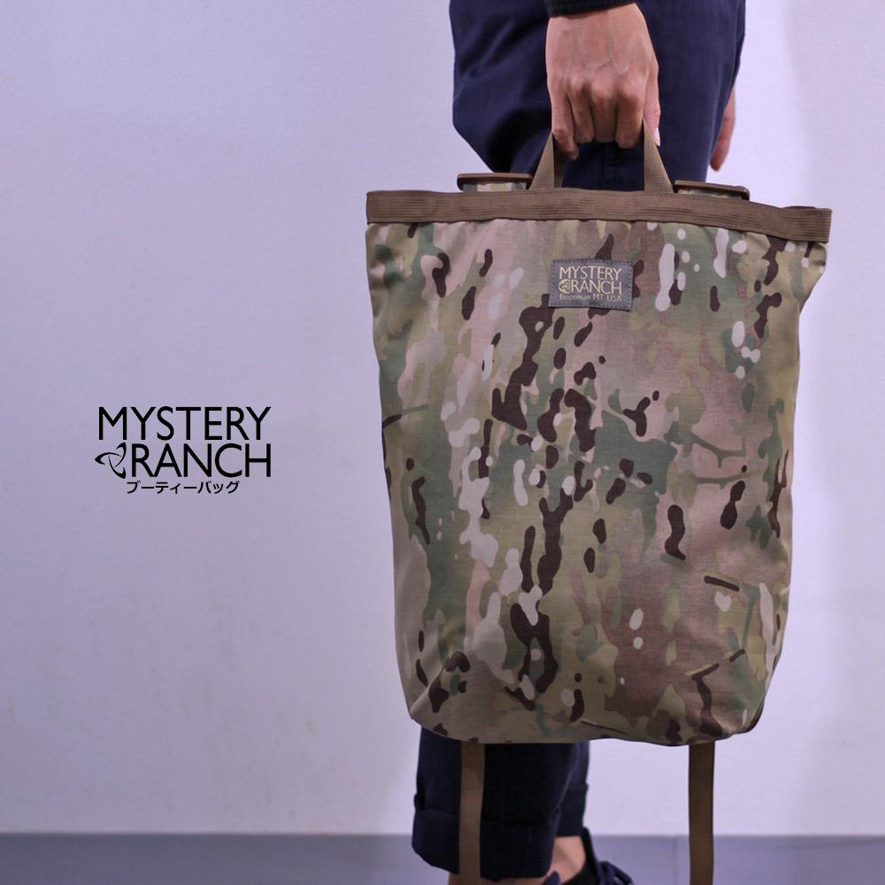 MysteryRanch(ミステリーランチ) ブーティーバッグ Multicam One Size 19761004019