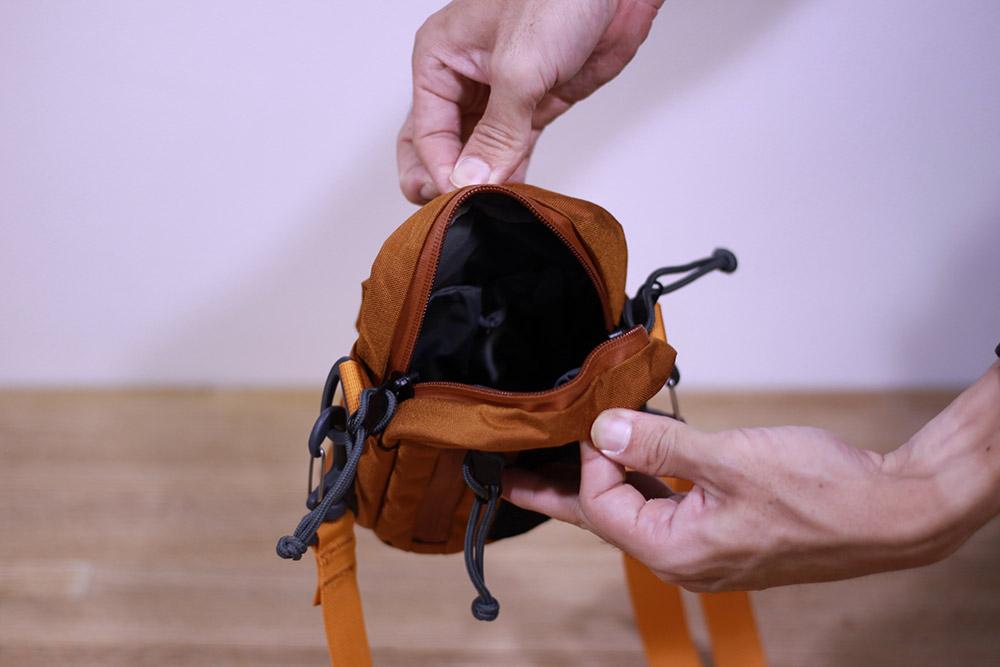 MysteryRanch(ミステリーランチ) ボップ Clay One Size 19761102037 メインポケット