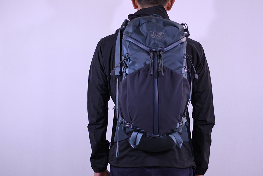 MysteryRanch(ミステリーランチ) クーリー 25 Slate Blue One Size 19761128052 フロント