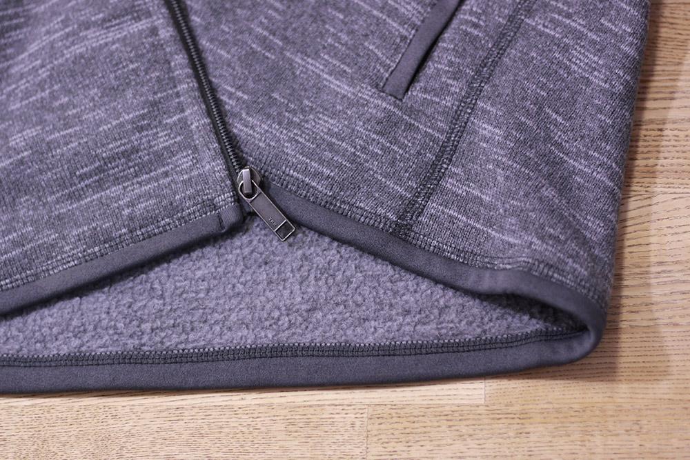 パタゴニア ベターセータージャケット 裾部分