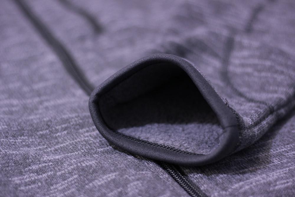 パタゴニア ベターセータージャケット 腕回り