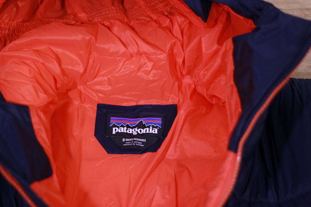 patagonia(パタゴニア) M's Hyper Puff Hoody 84390 首回り