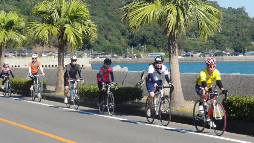 上天草サイクリング