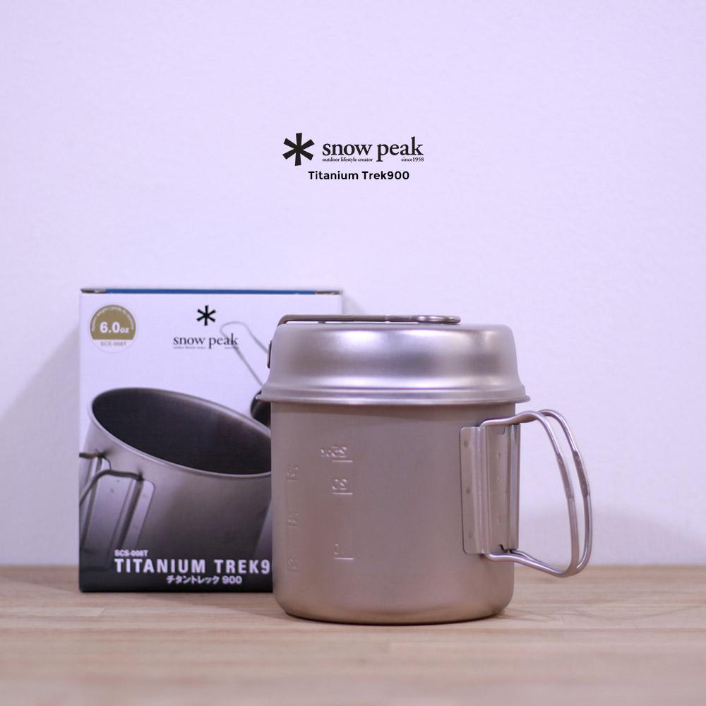 SnowPeak(スノーピーク) チタントレック900 SCS-008T