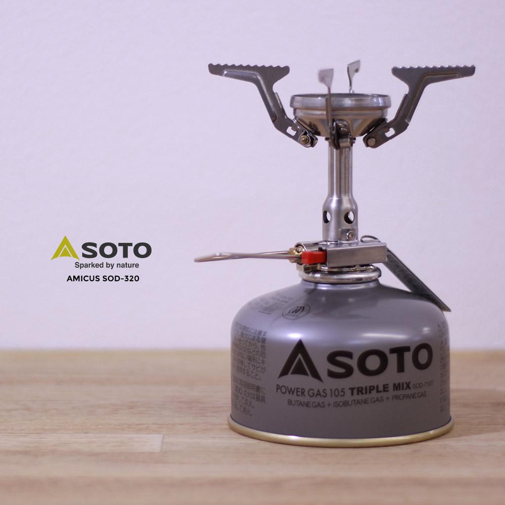 SOTO(ソト) AMICUS(アミカス) SOD-320