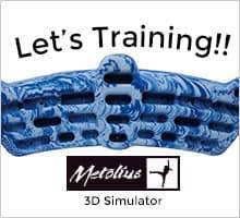METOLIUS(メトリウス) シミュレーター 3D